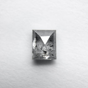 0.69ct 5.11x4.18x2.80mm Rectangle Rosecut 18061-10 - Yuliya Chorna Jewellery