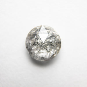 1.20ct 6.86x6.78x3.27mm Round Double Cut 18094-31 - Yuliya Chorna Jewellery