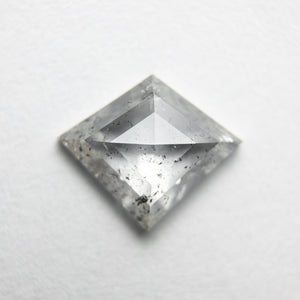 1.08ct 8.03x9.44x2.53mm Kite Rosecut 18135-03 - Yuliya Chorna Jewellery