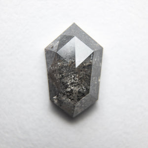 1.78ct 10.22x6.44x3.14mm Shield Rosecut 18166-14 - Yuliya Chorna Jewellery