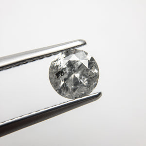 0.71ct 5.53x5.52x3.52mm Round Brilliant 18203-02 - Yuliya Chorna Jewellery