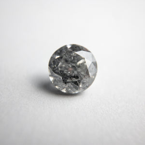 1.25ct 6.39x6.34x4.53mm Round Brilliant 18241-13 - Yuliya Chorna Jewellery
