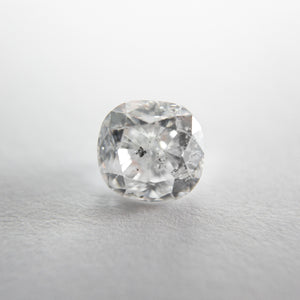 1.07ct 6.46x5.65x3.30mm Cushion Cut 18245-02 - Yuliya Chorna Jewellery