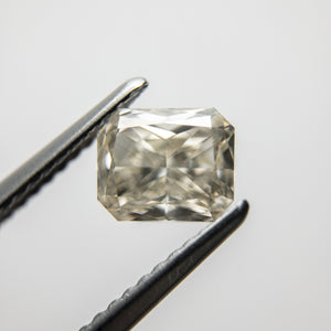 1.27ct 6.49x5.38x3.67mm Radiant Cut 18259-02 - Yuliya Chorna Jewellery
