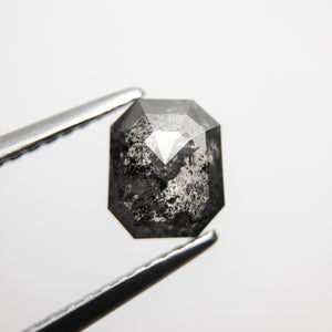 1.14ct 6.83x5.70x3.04mm Cut Corner Rectangle Rosecut 18287-06 - Yuliya Chorna Jewellery