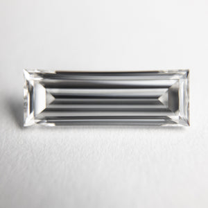 1.25ct 11.82x4.07x2.45mm GIA VVS1 F Baguette Step Cut 18331-01 - Yuliya Chorna Jewellery