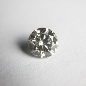 0.86ct 5.88x5.84x3.74mm Round Brilliant 18357-01 - Yuliya Chorna Jewellery