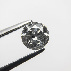0.80ct 5.77x5.75x3.69mm Round Brilliant 18357-04 - Yuliya Chorna Jewellery