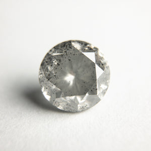 2.28ct 7.89x7.75x5.44mm Round Brilliant 18373-02 - Yuliya Chorna Jewellery