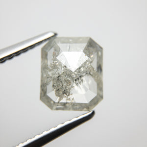 1.82ct 8.44x7.12x3.01mm Cut Corner Rosecut 18386-25 - Yuliya Chorna Jewellery