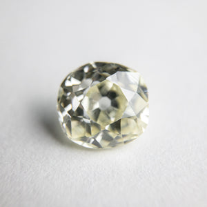 1.68ct 7.52x7.06x4.39mm SI1 O-P Antique Old Mine Cut 18391-01 - Yuliya Chorna Jewellery