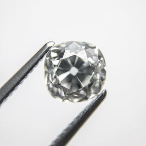 1.83ct 7.07x7.04x5.13mm GIA SI1 H Antique Old Mine Cut 18397-01 - Yuliya Chorna Jewellery
