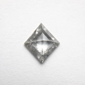 0.59ct 7.63x6.95x2.21mm Kite Rosecut 18400-04 - Yuliya Chorna Jewellery