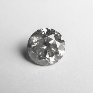 2.69ct 8.59x8.49x5.65mm Round Brilliant 18409-02 - Yuliya Chorna Jewellery