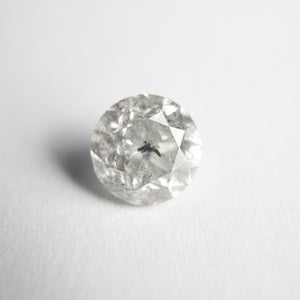 1.07ct 6.12x6.09x4.28mm Round Brilliant 18428-04 hold D1709 - Yuliya Chorna Jewellery