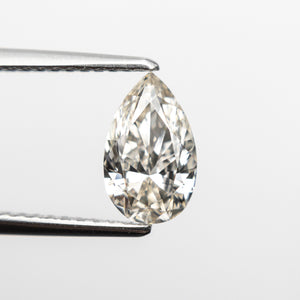 1.01ct 8.86x5.41x3.14mm Pear Brilliant 18436-03 - Yuliya Chorna Jewellery