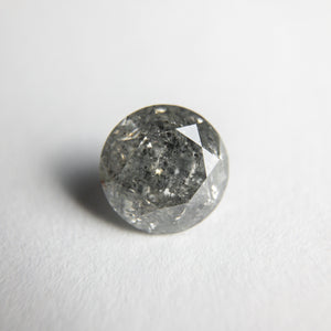 1.17ct 6.53x6.51x4.18mm Round Brilliant 18447-07 - Yuliya Chorna Jewellery