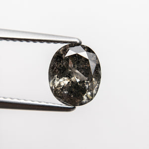 1.63ct 7.82x6.64x4.56mm Oval Brilliant 18453-18 - Yuliya Chorna Jewellery