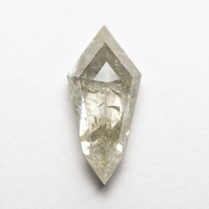2.34ct 14.38x6.76x3.53mm Kite Rosecut 18456-01 - Yuliya Chorna Jewellery