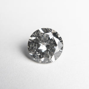 1.51ct 7.44x7.40x4.30mm Round Brilliant 18459-05 - Yuliya Chorna Jewellery