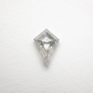 0.45ct 6.95x4.82x2.31mm Kite Rosecut 18482-10 - Yuliya Chorna Jewellery