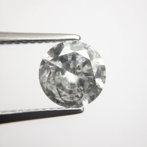 2.01ct 7.93x7.95x4.89mm Round Brilliant 18494-07 - Yuliya Chorna Jewellery