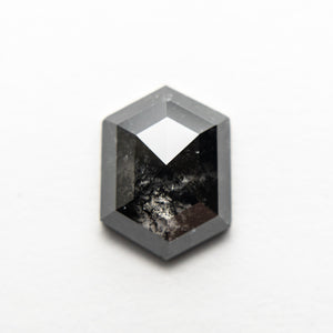 2.34ct 9.86x7.41x3.40mm Hexagon Rosecut 18523-03 - Yuliya Chorna Jewellery
