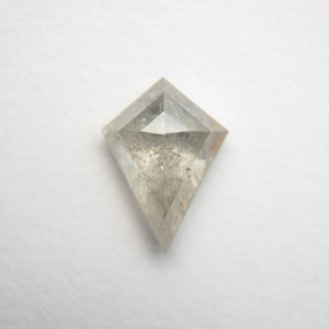 0.96ct 8.91x6.51x3.07mm Kite Rosecut 18530-03 - Yuliya Chorna Jewellery