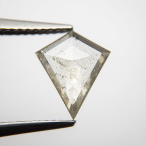 1.48ct 10.79x9.11x2.65mm Kite Rosecut 18530-11 - Yuliya Chorna Jewellery