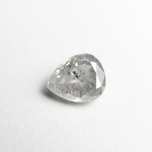 1.17ct 7.29x5.96x3.48mm Pear Double Cut 18550-07 - Yuliya Chorna Jewellery