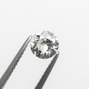 0.68ct 5.87x5.82x3.02mm GIA VS1 I Antique Old European Cut 18637-01 - Yuliya Chorna Jewellery
