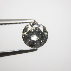 1.05ct 6.39x6.38x3.99mm Round Brilliant 18660-11 - Yuliya Chorna Jewellery