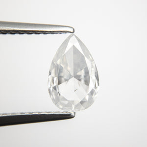 0.87ct 8.14x5.37x3.02mm Pear Brilliant 18733-03 - Yuliya Chorna Jewellery