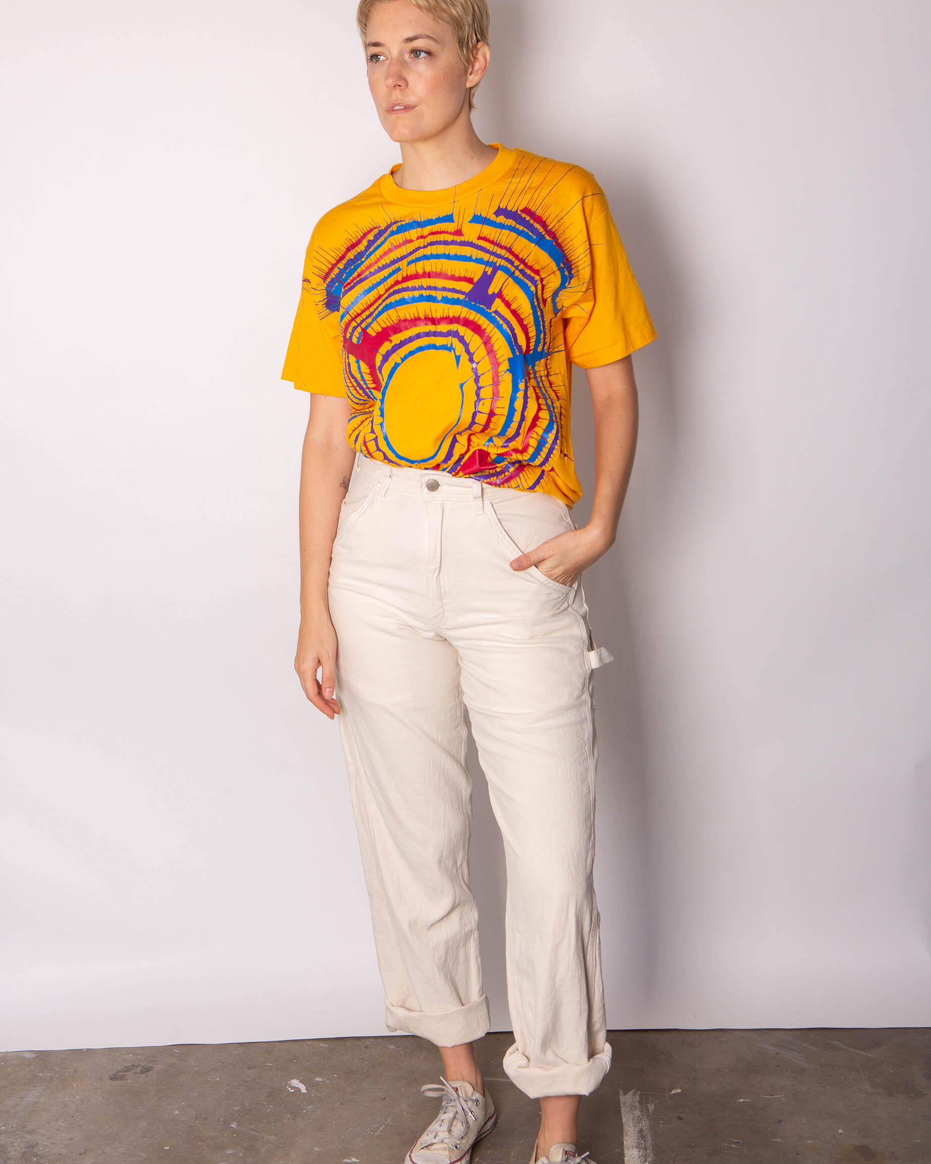 80's Spirograph Tees