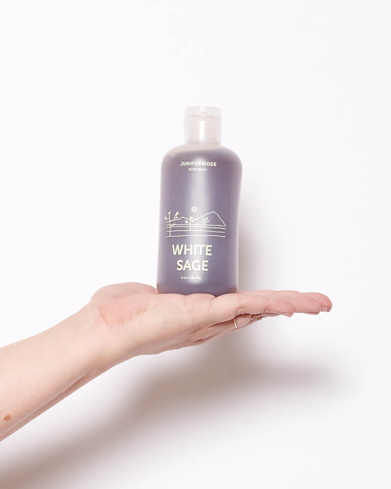 Juniper Ridge - Wild Foraged Natural Body Wash