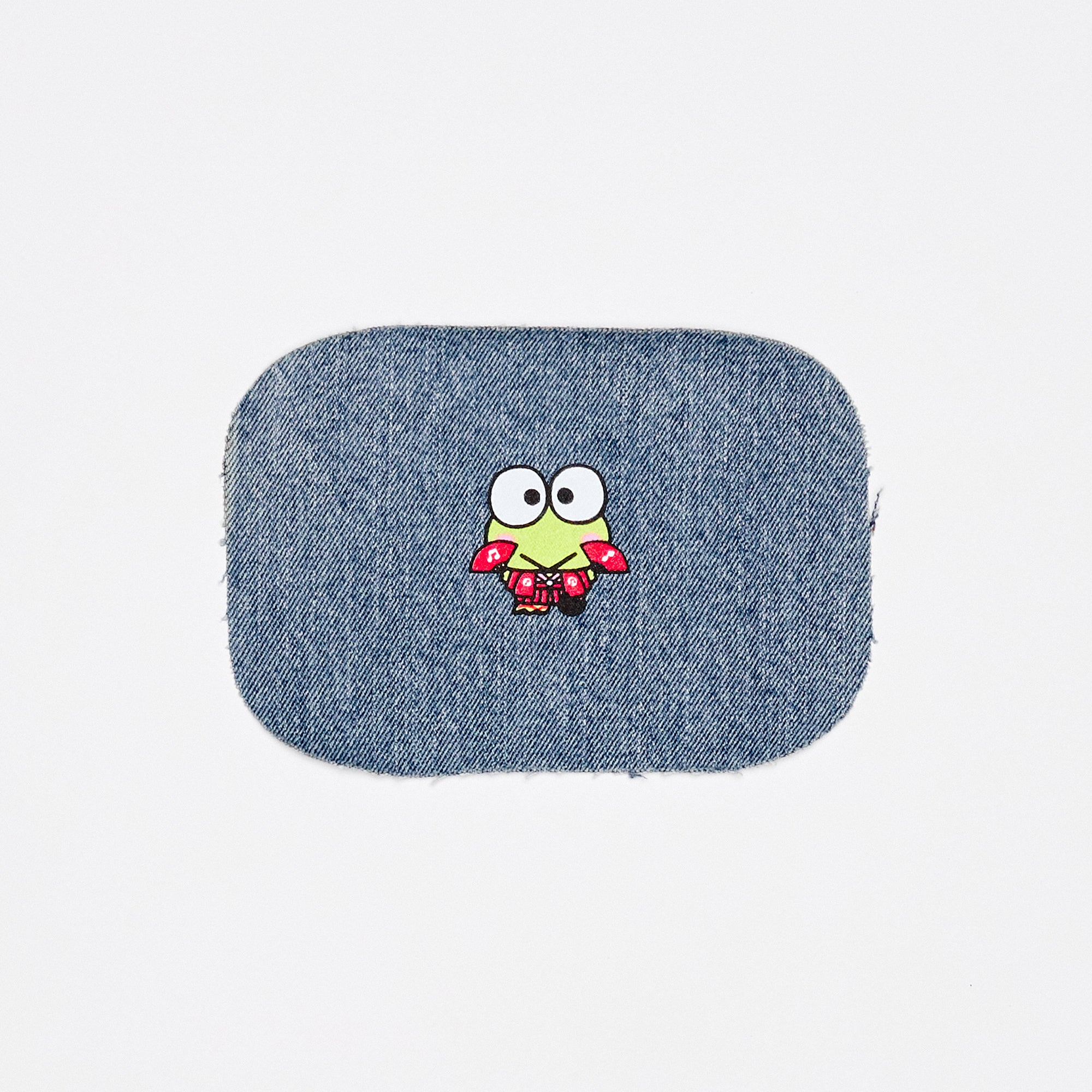 Keroppi 60th Anniversary Mending Patch