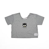 Badtz Maru Scoop Neck Crop Tee