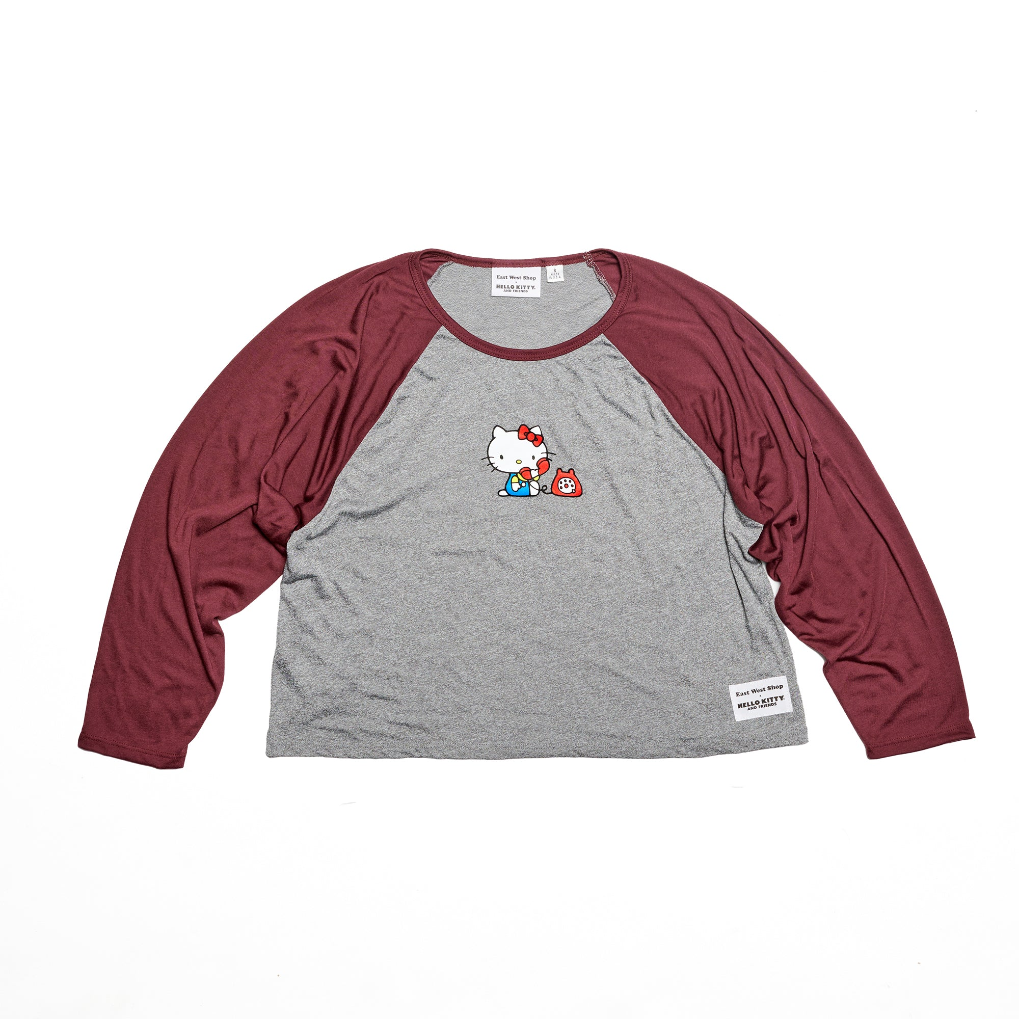 Hello Kitty Raglan Tee