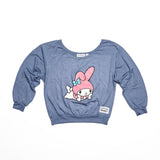My Melody Long Sleeve Fleece
