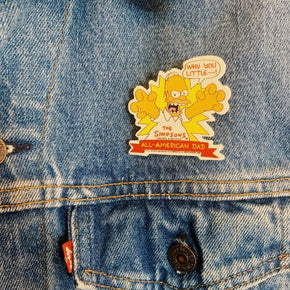 Deadstock 1989 - 'The Simpsons' Pins