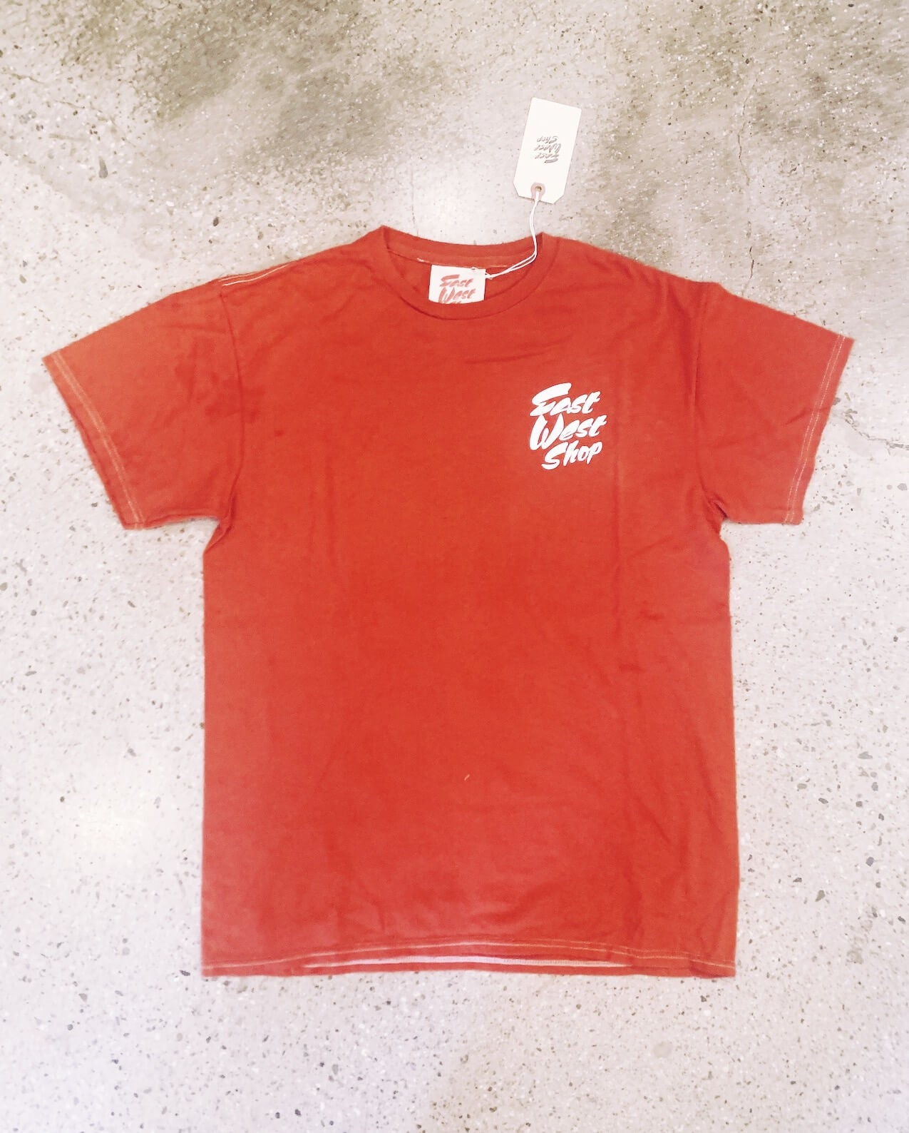 Recycled Script Logo Tees