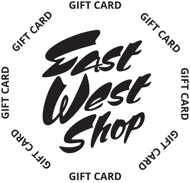 East/West Shop Gift Card