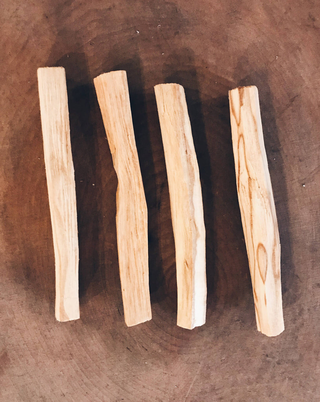 Sustainably Sourced Palo Santo