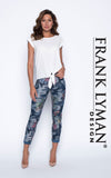 Frank Lyman Reversible Pants 191111u