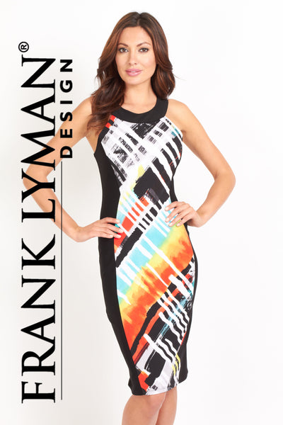 Charming spring dress by Frank Lyman (36280)