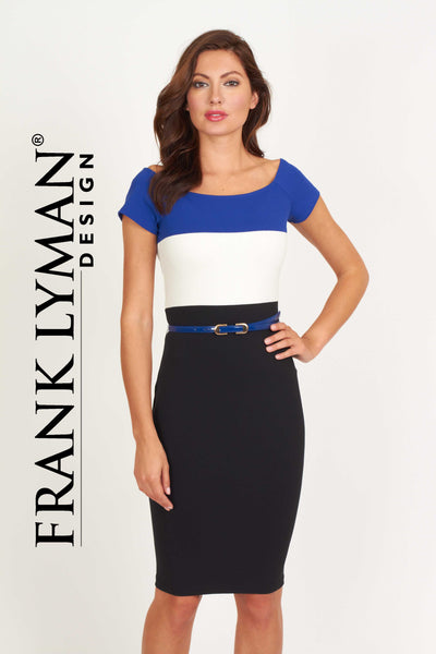 Splendid straight dress by Frank Lyman (41680)