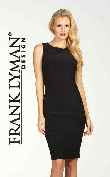 Pretty sleeveless dress by Frank Lyman (64011)