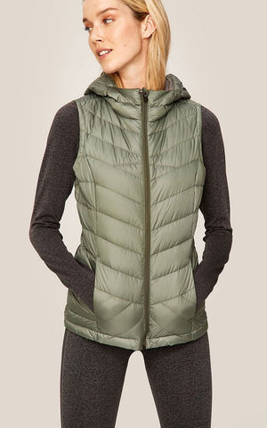 Lolë Down Winter Jacket Rose luw0561
