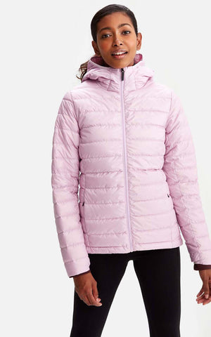 Lolë Down packable jacket Emeline luw0630