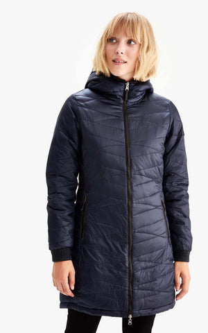 Lolë Vegan reversible packable jacket Claudia Edition luw0669